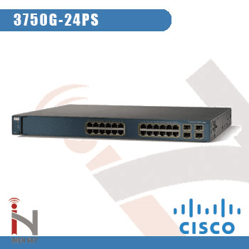 Cisco Catalyst 3750G-24PS Switch
