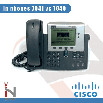 Cisco IP Phone 7940 Or 7941