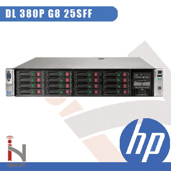 HP ProLiant DL380p Gen8 Server